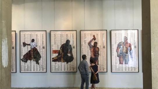 Notas sobre Arte Negra Contemporânea Negritude. ft1