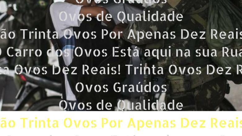 30 OVOS 10 REAIS - Capa