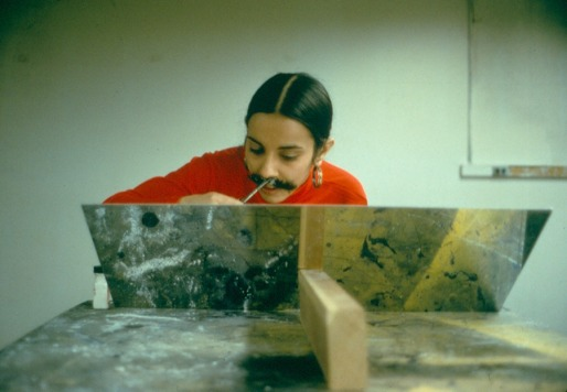 Ana_Mendieta_Facial_Hair_Transplants