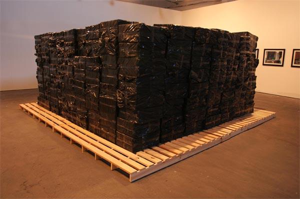 Escultura passada de contrabando do Paraguai ao Brasil.jpg