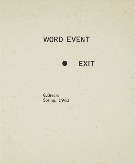 word event