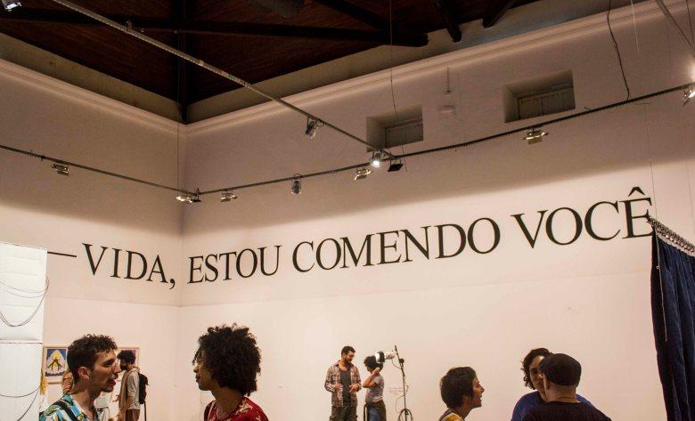 PRETOFAGIA, Exposição CMHO, 2019