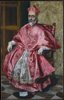 Retrato do Cardeal Nino de Guevara (1598)