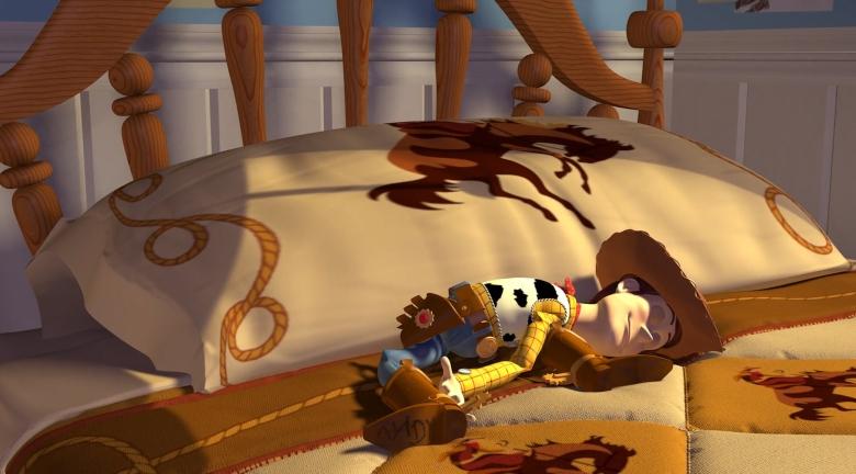 Toy Story (parte 2, sobre piscar os olhos) imagem 02