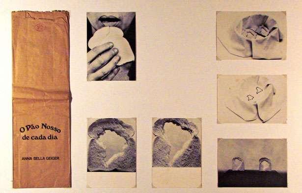 Anna Bella Geiger, O Pão Nosso de cada dia, 1978